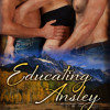 A Nix Erotica Review – Educating Ansley by Cat Johnson (2.5 Stars)