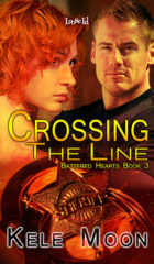 Nix Review – Crossing the Line by Kele Moon (5 Stars)