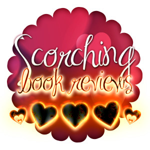 Scorching Book Reviews Button