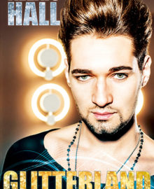 Nix MM Contemporary Review – Glitterland by Alexis Hall (3.5 Stars)