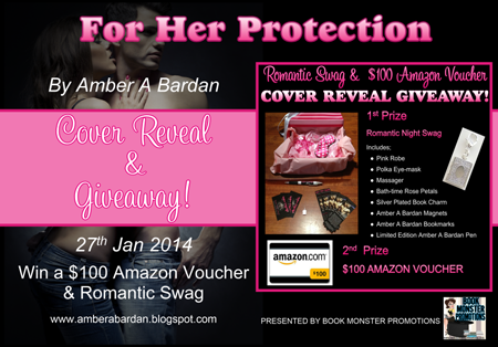Hot Cover Monday : Cover Reveal for Amber Barden (Includes Grand Prize Giveaway)