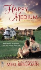 A Nix PNR Review – Happy Medium by Meg Benjamin (5 Stars)