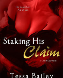 A Nix Erotic Contemporary Review – Staking his Claim by Tessa Bailey (5 Stars)