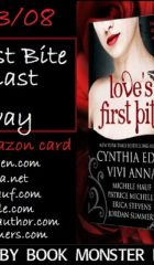 Love At First Bite Promo Blast : Win a $50 Gift Card
