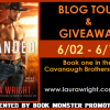 Blog Tour and Excerpt : Branded by Laura Wright