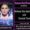 Excerpt tour : Casey's Warrior by Ann Mayburn (Incl. giveaway)
