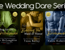 A GuestPost & Giveaway : The Wedding Dare series author's tell us the sexiest scene from their book