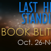Promo Blast & Giveaway : Last Hero Standing Charity Anthology