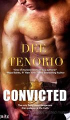 A Nix Review – Convicted by Dee Tenorio (3.5 Stars)