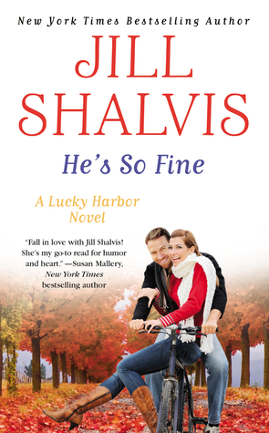 A Nix Review – He's So Fine by Jill Shalvis (5 Stars)