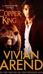 A Review Post : Copper King by Vivian Arend (4 Stars)
