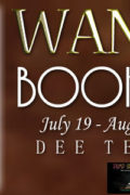 """Author GuestPost : Dee Tenorio answers some """"Wanted"""" Questions…"""
