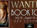 "Author GuestPost : Dee Tenorio answers some ""Wanted"" Questions…"