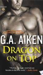 A Review Post – Dragon on Top by GA Aiken (4 Stars)