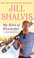 Review Post : My Kind of Wonderful by Jill Shalvis (4 Stars)
