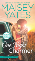 Review – One Night Charmer by Maisey Yates (3.5 Stars)