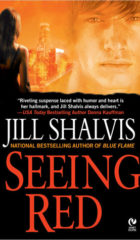 Firefighters fail to ignite my love of Seeing Red by Jill Shalvis (2 Stars)