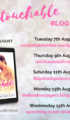 Blog Tour and Giveaway : Untouchable by Talia Hibbert (includes an excerpt)
