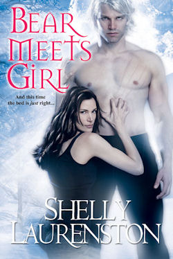 PNR Review Post : Bear Meets Girl by Shelly Laurenston (5* Stars)